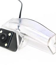 preiswerte -renepai® 170 ° CMOS wasserdichte Nachtsicht Rückfahrkamera für Mazda 2 Mazda 3 420 TV-Linien NTSC / PAL - 4 geführt