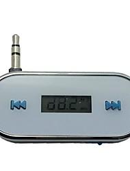 economico -3,5 millimetri trasmettitore fm wireless in-car per il iphone 4 4s 5s 6 più samsung galaxy s3 s4 s5