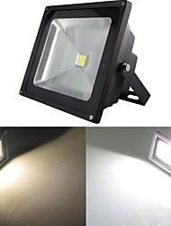 お買い得  -3000 lm LEDフラッドライト 1 LEDの ハイパワーLED 温白色 クールホワイト AC85-265V