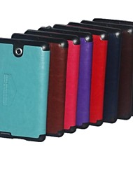 7 pouces deux modèle de pliage de haute qualité cuir PU pour asus me371 (couleurs assorties)