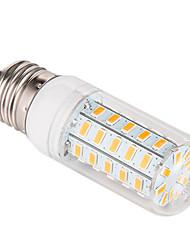 povoljno -3.5W 300-350 lm E26/E27 LED klipaste žarulje 48 LED diode SMD 5730 Toplo bijelo AC 220-240V