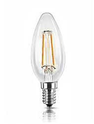 povoljno -UMEI™ 1pc 1.8 E14 E14 2300 K LED filament žarulje AC 220-240V V