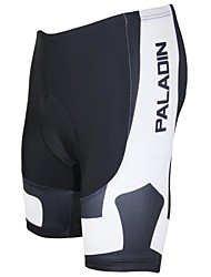 cheap -ILPALADINO Cycling Padded Shorts Men's Bike Shorts Padded Shorts/Chamois Bottoms Bike Wear Quick Dry Ultraviolet Resistant Breathable