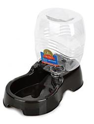 Недорогие -пластиковая чаша для автоматической подачи для кота собаки любимчика 946.3ml