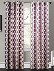 cheap -Two Panels Curtain Designer Bedroom Polyester Material Curtains Drapes Home Decoration For Window