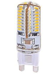 YWXLIGHT® 360 lm G9 Lâmpadas Espiga T 64 leds SMD 3014 Branco Quente AC 100-240V