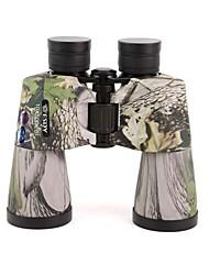 Esdy 10X50 mm Binocolo Alta definizione Impermeabile Grandangolo Uso generico Per birdwatching Da caccia BaK4 Multi-rivestimento totale