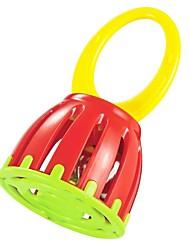 Недорогие -ABS высокого качества мультфильм ребенка ручки клетка колокол ребенок кольцо колокола игрушки Колокольчик игрушки Детские развивающие игрушки