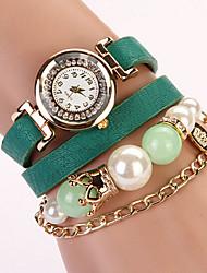 economico -woli retro stylish watch wedding party elegante stile femminile classico