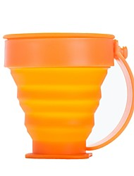 Cup Single Plastics Silicone for Outdoor
