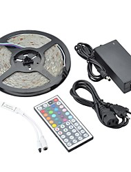 cheap -Z®ZDM Waterproof 5M 36W 150x5050 SMD RGB Light LED Strip Light Kits(DC 12V)