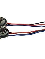 1157 prise ampoule de voiture titulaire adaptateur - 2pcs