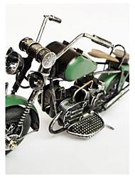 Недорогие -зеленые железа мото- цветовая модель ремесленных статьи обеспечения (цвет изображения)