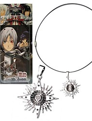 cheap -Jewelry Inspired by Reborn! Cosplay Anime Cosplay Accessories Necklaces Alloy Men's Hot
