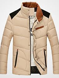 Недорогие -Dibai мужская мода досуга установлены пальто хлопка