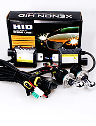 abordables -H4 Ampoules électriques 35W 3200lm Xénon HID Lampe Frontale For Honda / Toyota