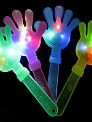 Недорогие -toonykelly декоративные красочные привели поставки легкой руки хлопать mitb сторонами (1шт) (цвет на случайный)