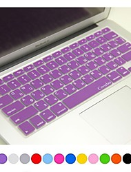 "cheap -Coosbo® Russian Silicone Keyboard Cover Skin for 13""/15""/17"" Macbook Air Pro/Retina (Assorted Colors)"