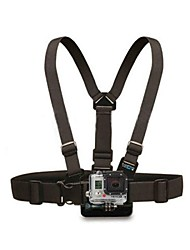 cheap -Chest Harness Front Mounting Straps For Action Camera Gopro 5 Gopro 4 Gopro 3+ Gopro 2 Universal Aviation Film and Music Hunting and