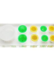 abordables -Porte 1pc tasse d'encre acrylique transparent