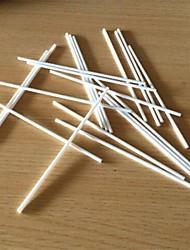 Set of 20 Lollipop Chocolate Molds,Plastic 10×0.3×0.3 CM(3.9×0.1×0.1 INCH)