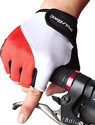 povoljno -WOLFBIKE Aktivnost / Sport Rukavice Biciklističke rukavice Anti-traktorskih Prstiju Biciklizam / Bicikl Muškarci