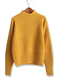 damemode løs sød elegant strik pullover (flere farver)