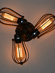 economico -American Vintage lampada da parete