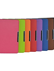cheap -Case For Amazon Kindle Full Body Cases Full Body Cases Solid Color Camouflage Hard PU Leather for