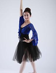 economico -tutù da balletto in tulle di cotone elegante stile classico abito da donna