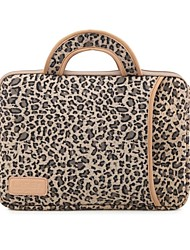 "cheap -LISEN 13"" 14"" 15"" Leopard grain Protective Sleeve Laptop Computer Handbag"
