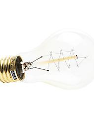 E26/E27 LED Globe Bulbs 1 leds Warm White 200-260lm 2700-3500K AC 220-240V