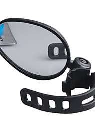 Bike Mirror Rearview Mirror Cycling/Bike Waterproof Adjustable 360°Rolling / Rotatable Plastic Rubber