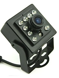 CCD 700TVL 10Pcs IR 940nm 0 lux Night Vision CCTV Camera Effio-E  4140+672\\673
