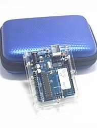 Недорогие -UNO R3 основой стартовый комплект ж / Eva сумка для Arduino