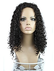 cheap -Women's Curly Natural Black Daily