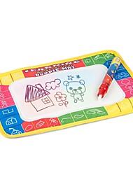 Недорогие -вода для рисования игрушки коврик&1 волшебная ручка / рисунок воды питание / Baby играть коврик (25 * 18 * 4 см)