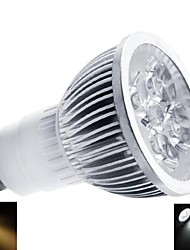 preiswerte -gu10 LED-Strahler MR16 1 High Power LED 350-400lm warmweiß kaltweiß 3000-3500k / 6000-6500k dimmbar AC 220-240V