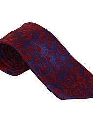 festa dos homens / noite casamento borgonha&gravata azul escuro do teste padrão