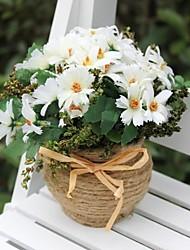 Недорогие -пластиковые свадебные украшения сад тема свадебный прием красивый