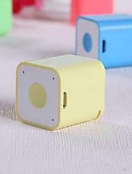 preiswerte -Mini Tragbar Bluetooth 2.1 Wireless Bluetooth-Lautsprecher Weiß Gelb Rot Grün Rosa