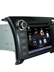 abordables -Chtechi 7 pulgada 2 Din Windows CE 6.0 / Windows CE En tablero reproductor de DVD Bluetooth Integrado / GPS / iPod para Toyota Apoyo / Interface 3D / Control de Volante / Salida para Subwoofer