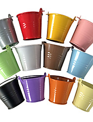 cheap -Basket Plastic Favor Holder With Favor Boxes-12 Wedding Favors
