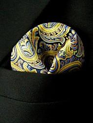 HerrerCasual Silke-Trykt mønster