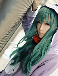 cheap -Cosplay Wigs Kagerou Project Saori Kido Anime/ Video Games Cosplay Wigs 65 CM Heat Resistant Fiber Women's