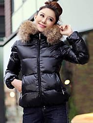 Недорогие -TnL женская мода с длинным рукавом балахон случайные хлопка пальто