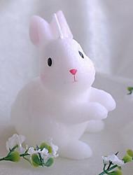 Недорогие -творческий кролик подарок свеча