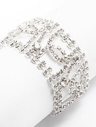 preiswerte -Armbänder (Kubikzirkonia/Alluminium) - für Damen - Mode