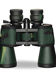 cheap -7x 50 mm Binoculars Waterproof / Fogproof / Generic / Carrying Case / Roof Prism / High Definition / Night Vision 168m/1000mCentral