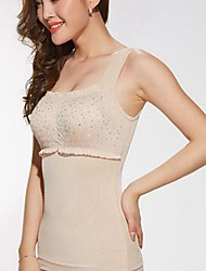 shapewear estate disossata dell'addome disegno push-up al seno corpo dimagrimento shaper maglia di colore beige taglia XXXL